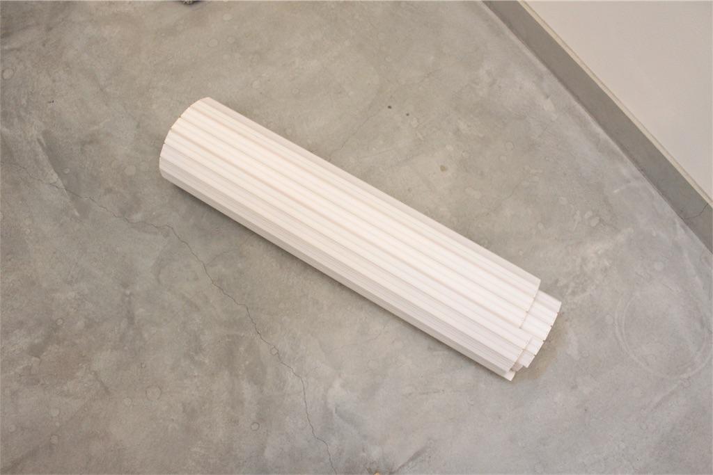 お風呂の蓋を断捨離