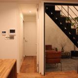 【サンワカンパニー×無印良品】ミニマルデザインの内装用建具(ドア)について。リビングを広く見せるコツ【WEB内覧会】