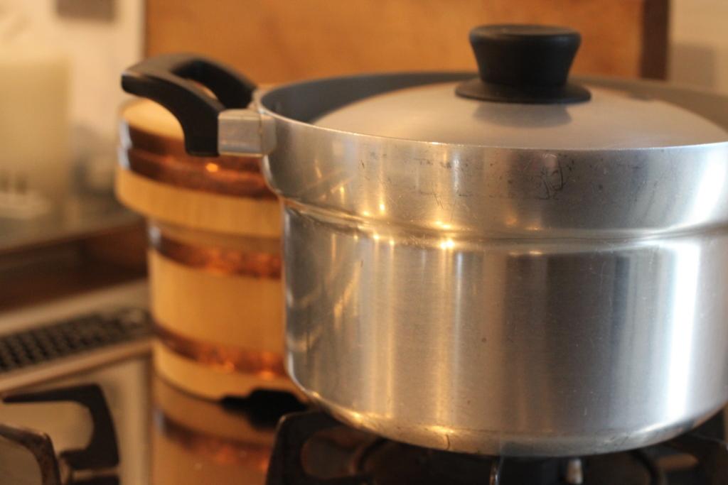 炊飯器無しの生活