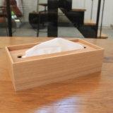 無印良品の「MDFシリーズ」木製ティッシュボックスケースで生活感をオシャレに隠す