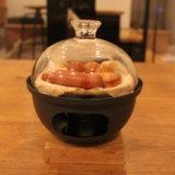 室内OK!卓上ミニ燻製器「もくもくクイックスモーカーS」でワインに合う絶品おつまみを