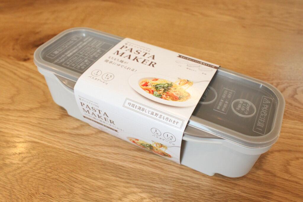 温野菜もOK!3COINS(スリーコインズ)の「パスタメーカー」は電子レンジで簡単もちもち食感【人気おすすめ商品】