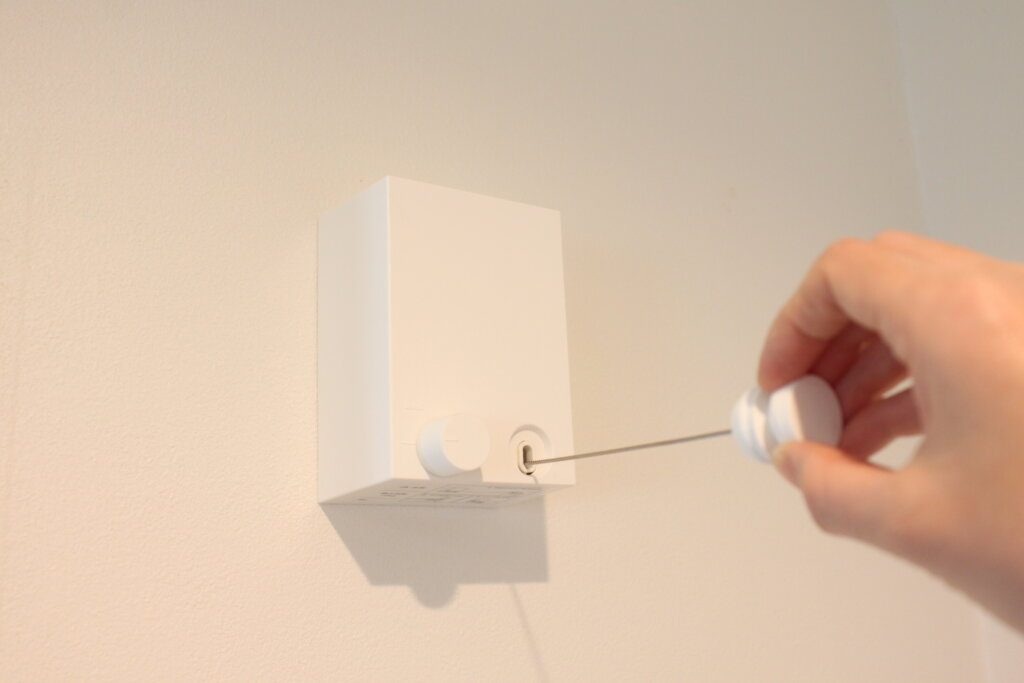 室内干しワイヤーpid4M(ピッドヨンエム)を設置!耐荷重や取り付け方法は?【口コミ&レビュー】