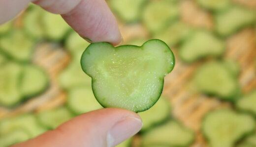 家庭菜園でデコきゅうり♪「くま型きゅうり」と「ハートのトマト」を栽培してみた。星型・ハート・クローバーも♡