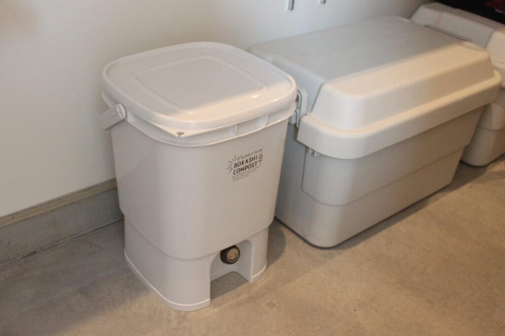 バケツ型で簡単!ボカシコンポストでサスティナブルな暮らし。EM菌で生ゴミを家庭菜園の堆肥・有機肥料に【SDGs】