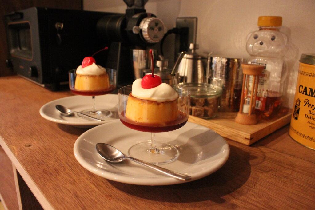 【一生物のプリンレシピ本】手作りで純喫茶の味♡くま・ねこ型プリン容器と夢のホールプリンレシピ【プリンの道具】