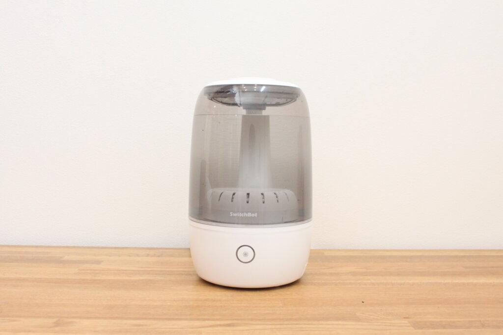 Switch Bot(スイッチボット)スマート加湿器で湿度を自動制御!アレクサ・アップルウォッチと連携・口コミ&レビュー